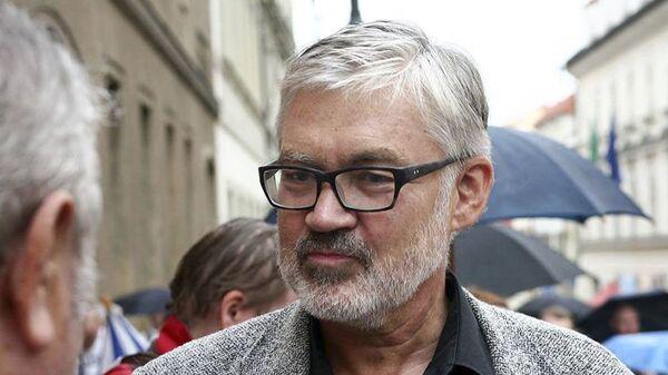Český právník a politik JUDr. Jiří Vyvadil - Sputnik Česká republika