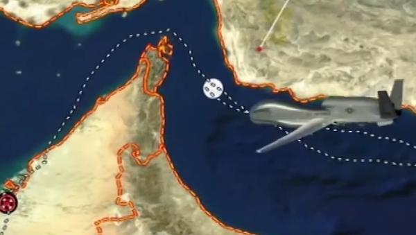 Záběry dokazující sestřelení amerického dronu systémem protivzdušné obrany Íránu (VIDEO)  - Sputnik Česká republika
