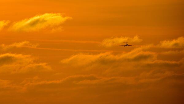 Letadlo. Illustrační foto - Sputnik Česká republika