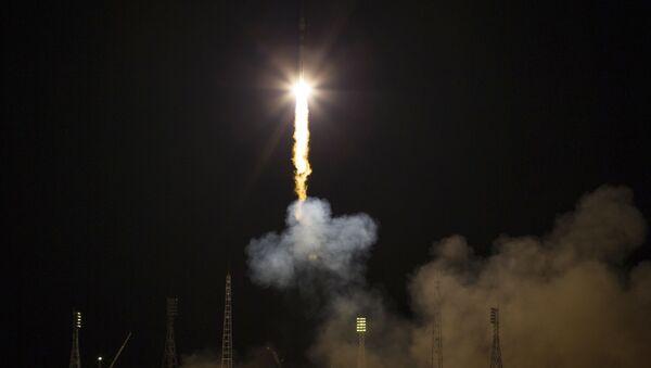 Start Sojuzu - Sputnik Česká republika