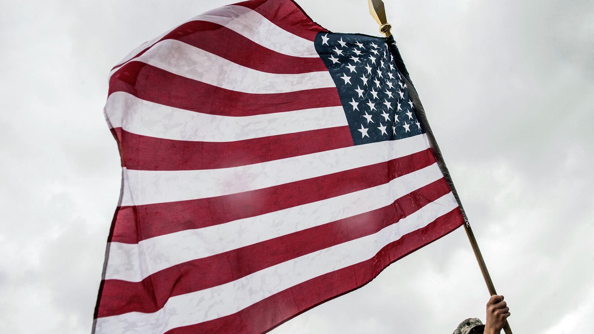 Vlajka USA - Sputnik Česká republika, 1920, 29.07.2021