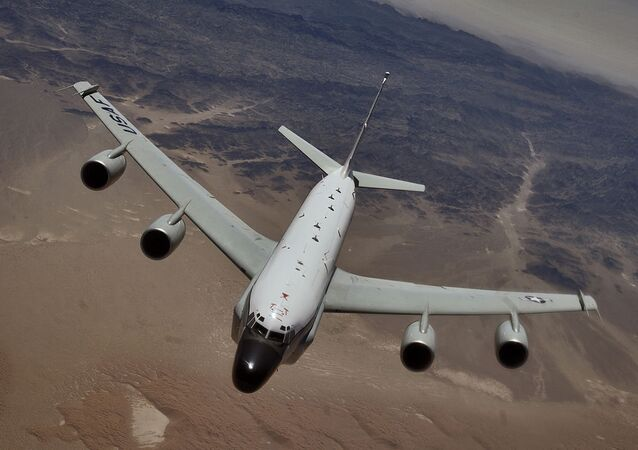 RC-135. Archivní foto