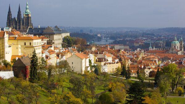 Praha, Petřínské zahrady - Sputnik Česká republika