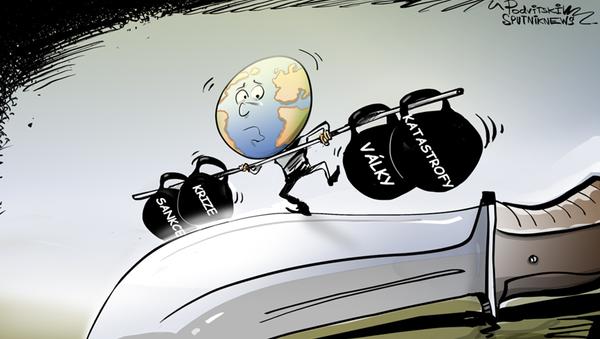 Svět je na hraně - Sputnik Česká republika