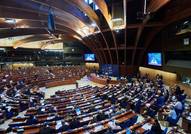 Letní zasedání Parlamentního shromáždění Rady Evropy