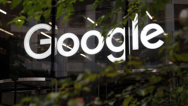 Logo společnosti Google - Sputnik Česká republika