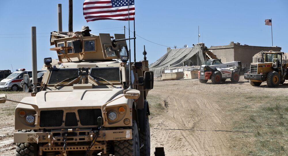 Americké automobily na severu Sýrie