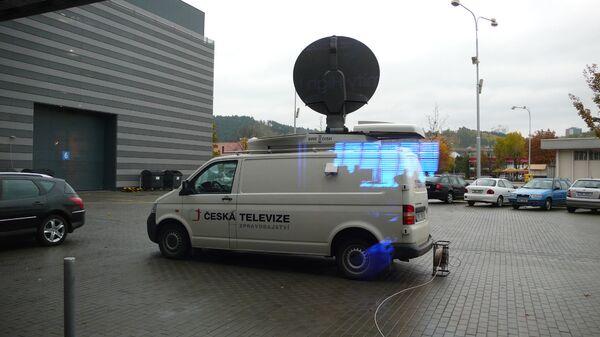Česká televize ČT  - Sputnik Česká republika