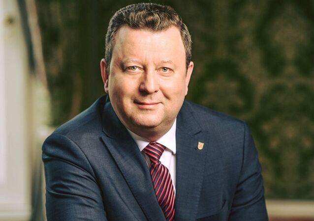 Český ministr kultury Antonín Staněk
