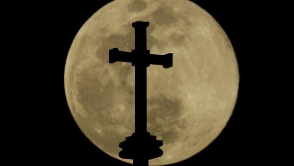 Kříž. Ilustrační foto - Sputnik Česká republika