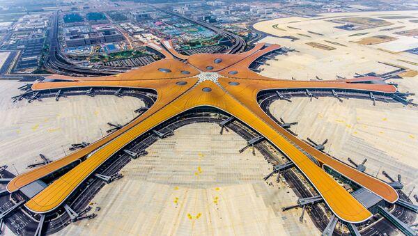 Mezinárodní letiště Daxing - Sputnik Česká republika