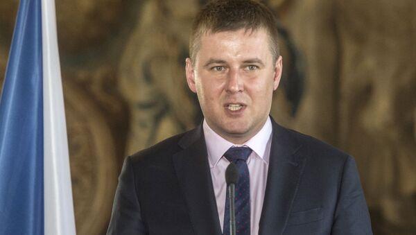 Tomáš Petříček v červenci odletí do Gruzie. Podpoří integraci státu do EU a NATO - Sputnik Česká republika