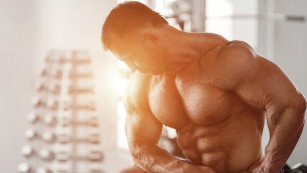 Bodybuilder - Sputnik Česká republika
