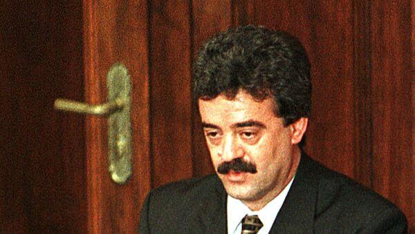 Momir Bulatovič - Sputnik Česká republika