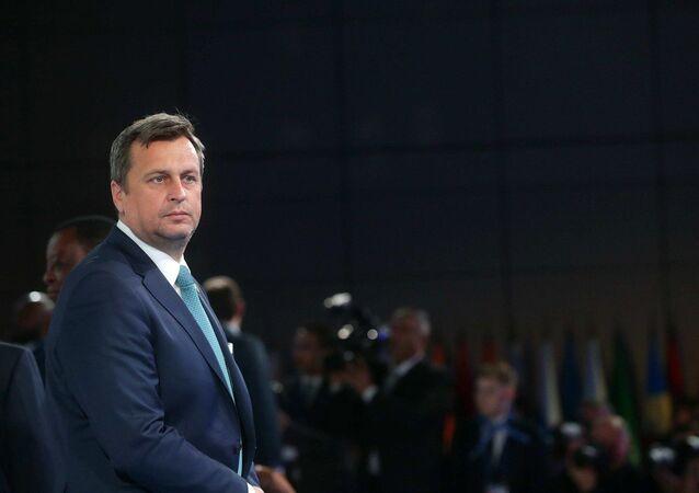 Předseda Národní rady SR a Slovenské národní strany SNS Andrej Danko v Moskvě