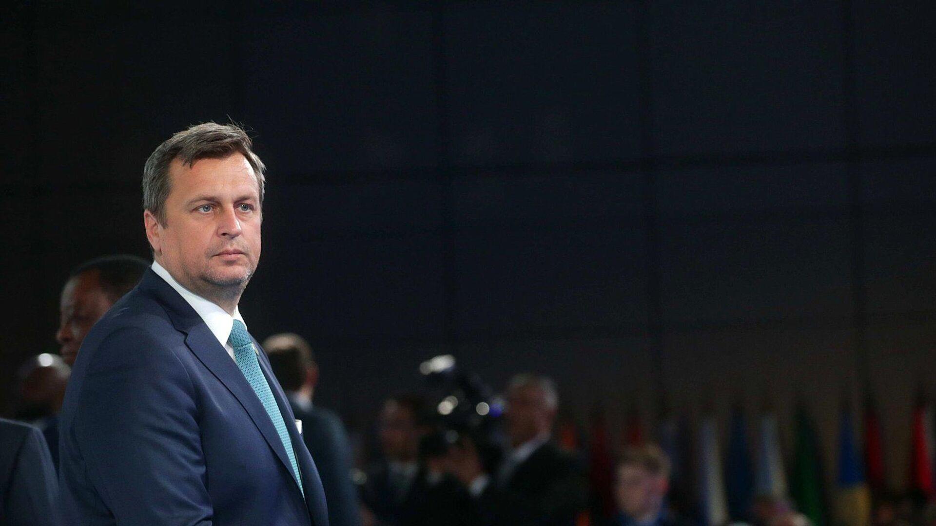 Předseda Národní rady SR a Slovenské národní strany SNS Andrej Danko v Moskvě - Sputnik Česká republika, 1920, 27.05.2021