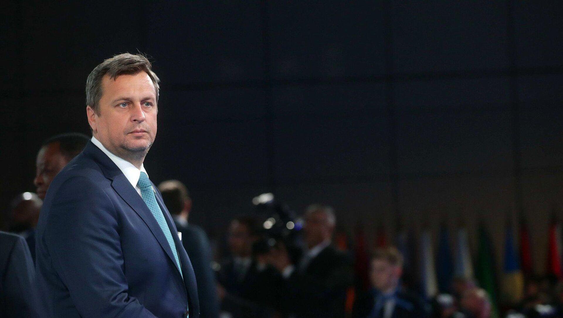 Předseda Národní rady SR a Slovenské národní strany SNS Andrej Danko v Moskvě - Sputnik Česká republika, 1920, 04.02.2021