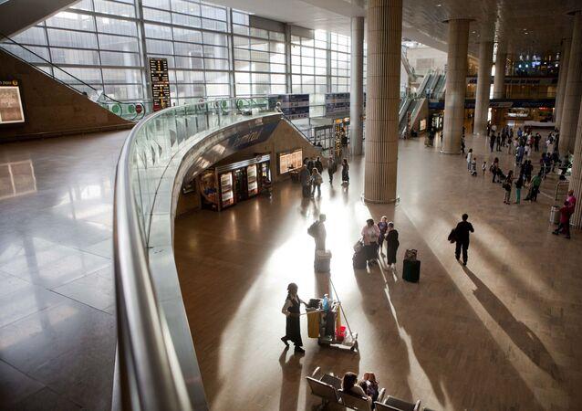 Letiště Ben Gurion