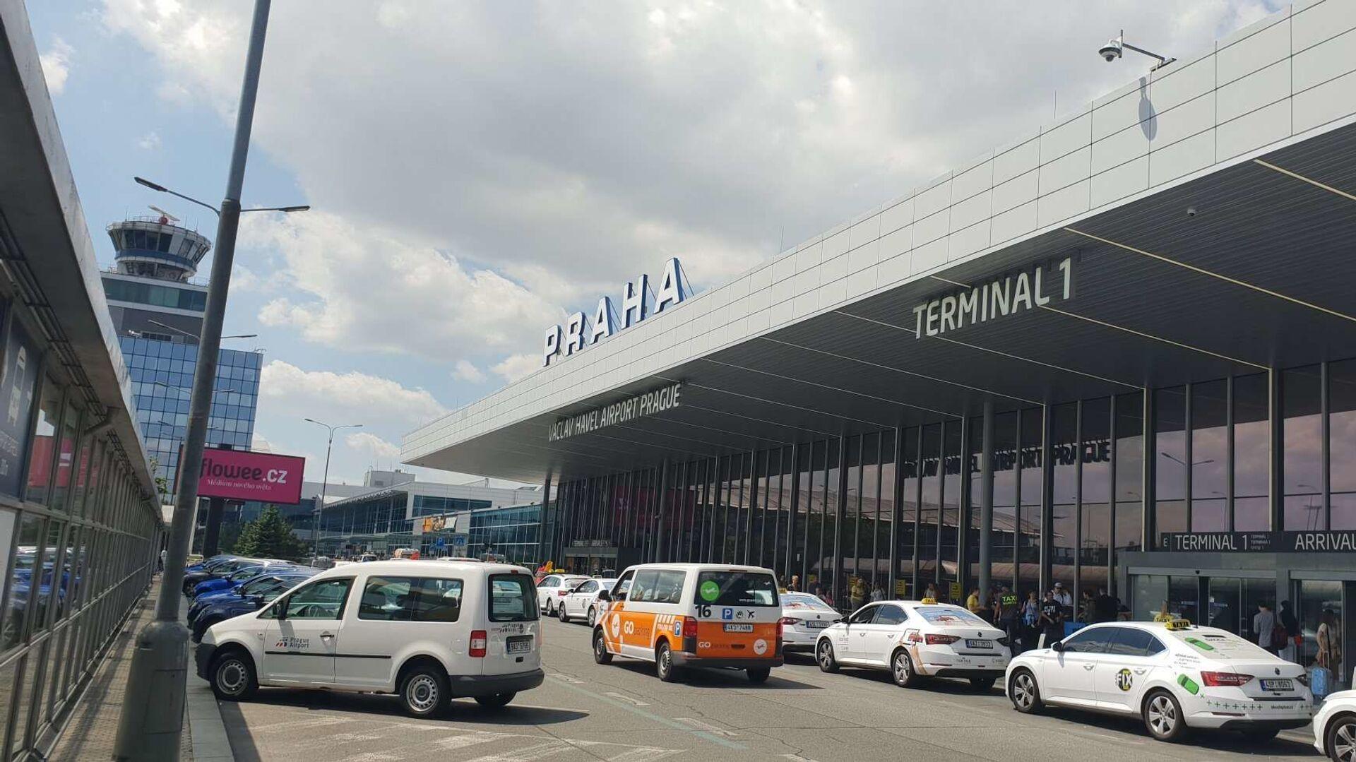 Letiště Václava Havla v Praze - Sputnik Česká republika, 1920, 02.07.2021