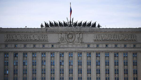 Budova Ministerstva obrany RF - Sputnik Česká republika