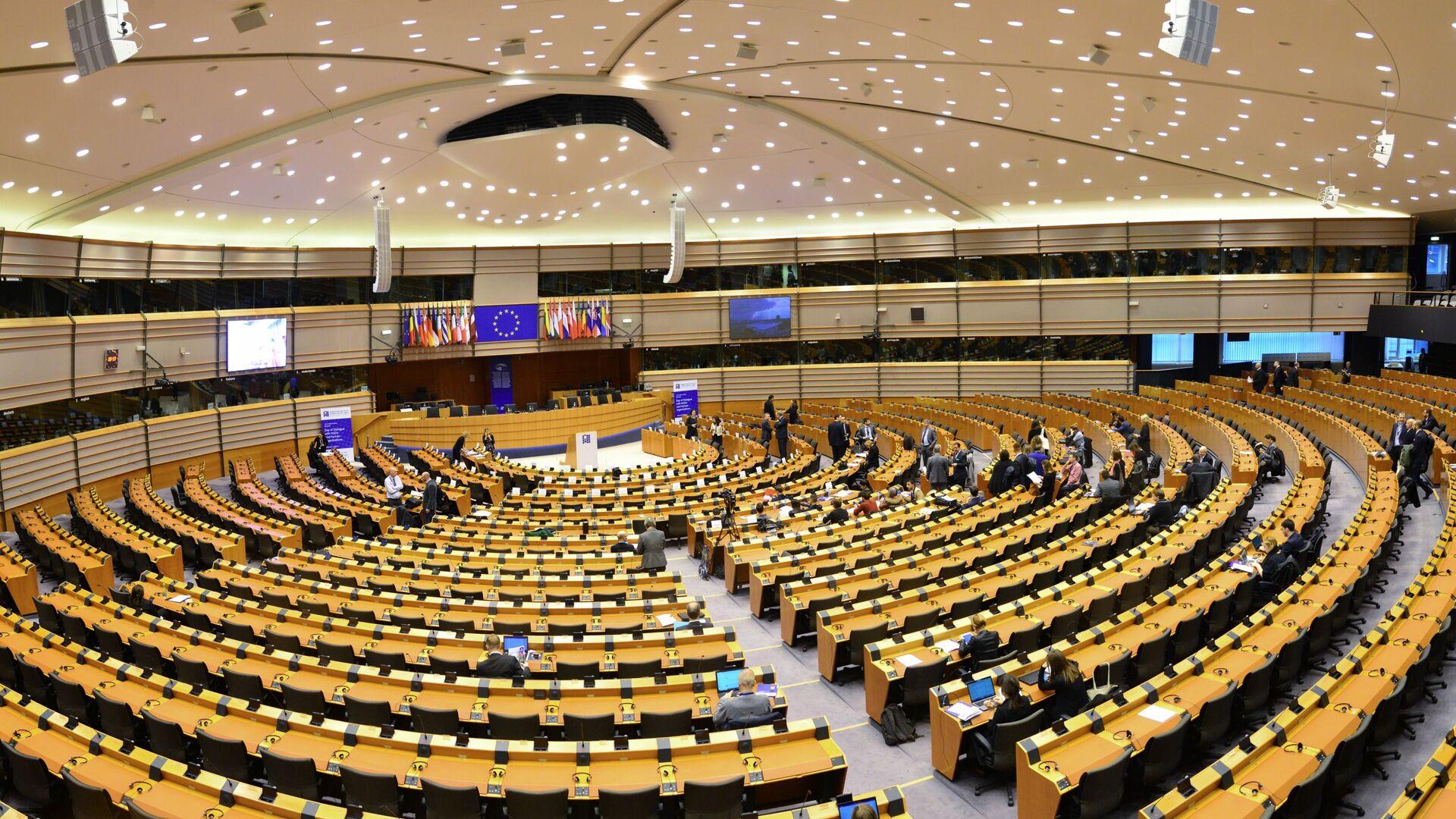 Evropský parlament - Sputnik Česká republika, 1920, 01.05.2021