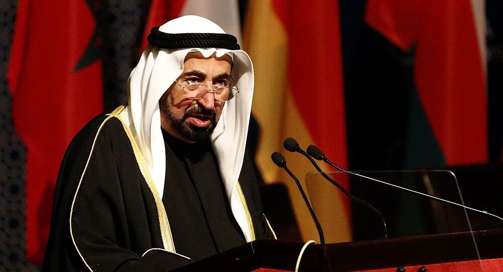 Sultan bin Mohammad al-Qassimi