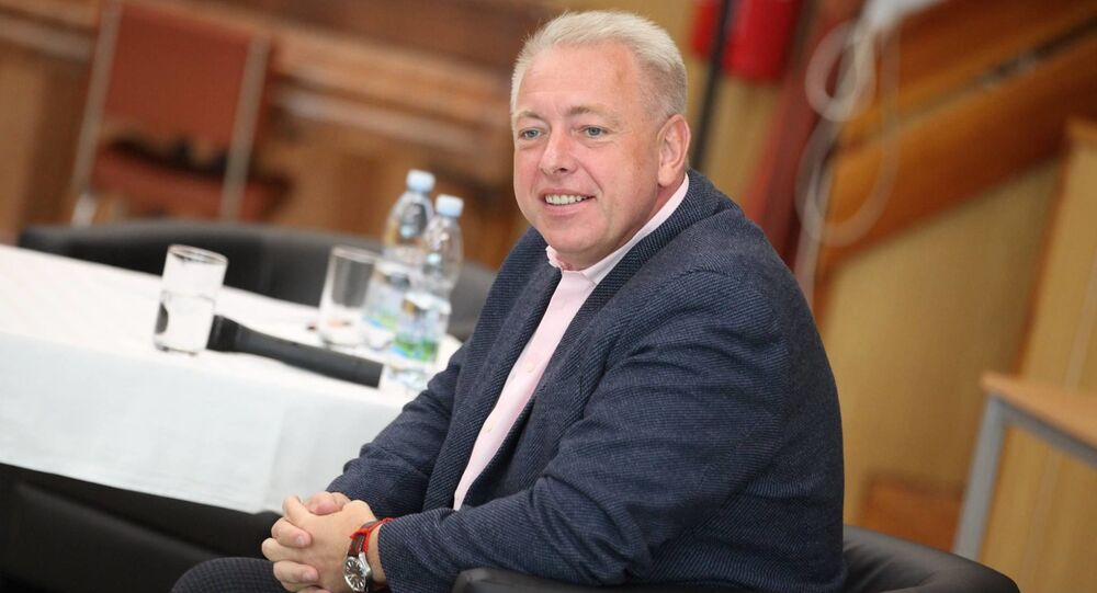 Bývalý poslanec ČSSD Milan Chovanec.