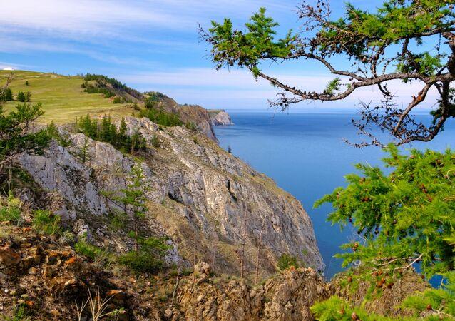 Strážce Bajkalu. Kouzelné výhledy na ostrov Olchon
