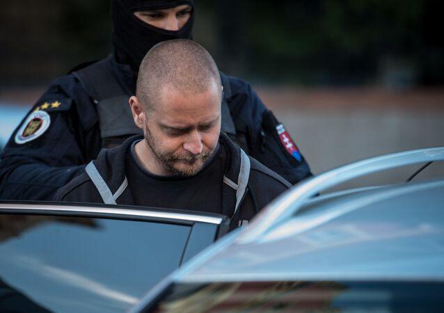 Údajný vrah slovenského novináře Jána Kuciaka - Miroslav Marček