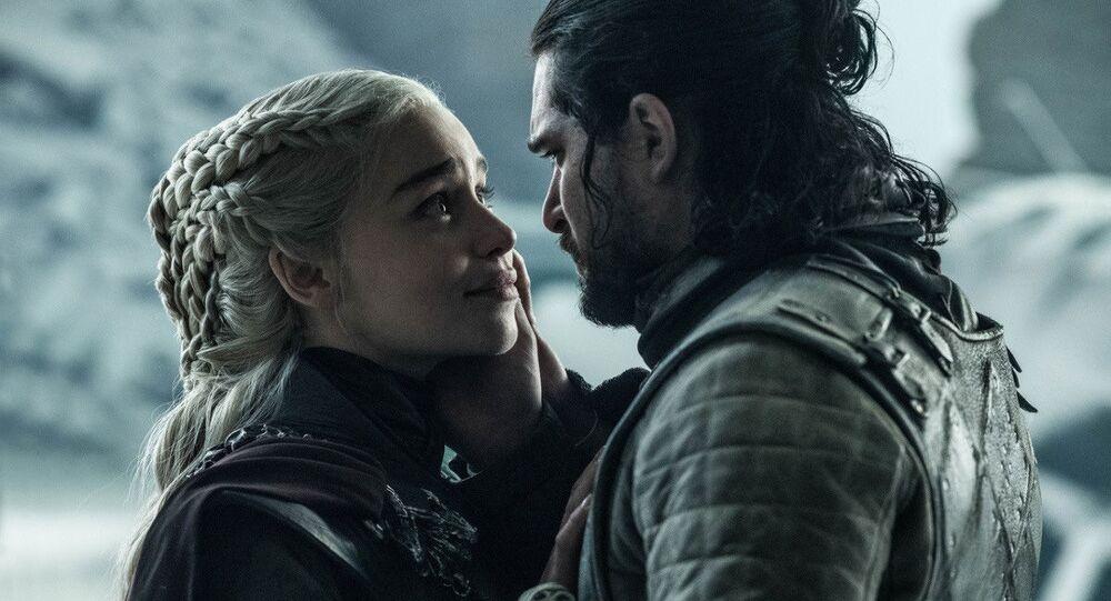Jon Sníh a Daenerys Targaryens