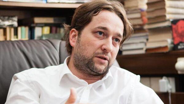 Poslanec NR SR Ľuboš Blaha  - Sputnik Česká republika