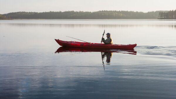 Rybář. Ilustrační foto - Sputnik Česká republika