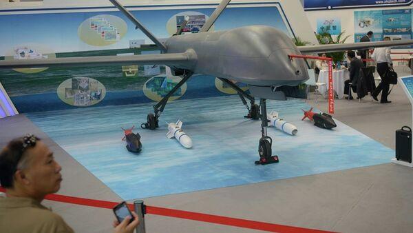 Čínský bezpilotní přístroj  CH-4 - Sputnik Česká republika