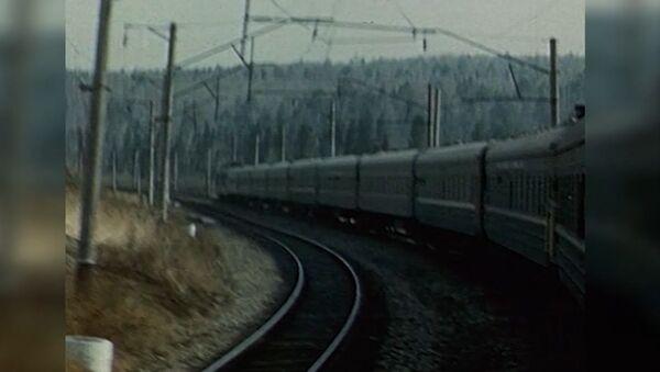 Sovětskému grandióznímu projektu BAM je 45 let - Sputnik Česká republika