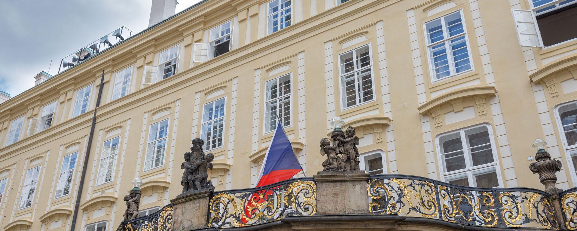 Pražský hrad - Sputnik Česká republika, 1920, 16.07.2021
