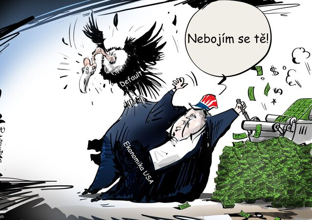 Spojeným státům předpovídají default