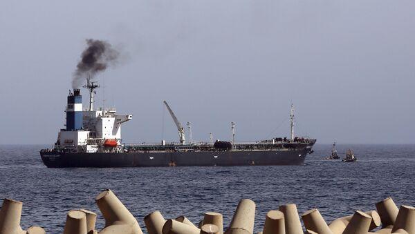 Ropný tanker Morning Glory - Sputnik Česká republika