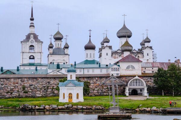 Solovecký klášter - Sputnik Česká republika