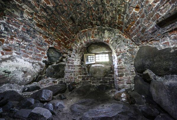 Cela ve věznici Soloveckého kláštera - Sputnik Česká republika