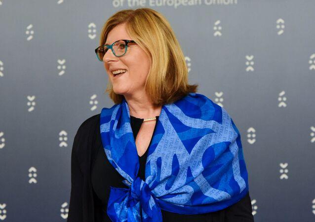 Slovenská ministryně zemědělství Gabriela Matečná