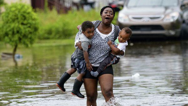 Povodně v New Orleans (10. července 2019) - Sputnik Česká republika