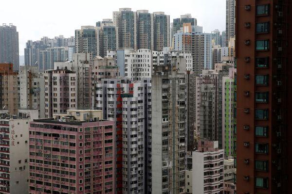 Přežít v Hongkongu: Vysoké životní náklady připravují mladé lidi o naději na vlastní bydlení - Sputnik Česká republika