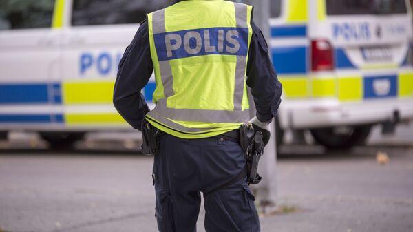 Švédská policie (ilustrační foto) - Sputnik Česká republika