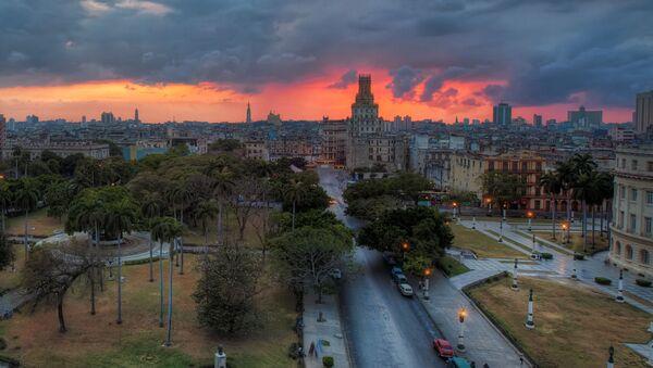 Pohled na Havanu - Sputnik Česká republika