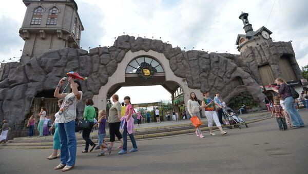 Moskevská zoologická zahrada - Sputnik Česká republika
