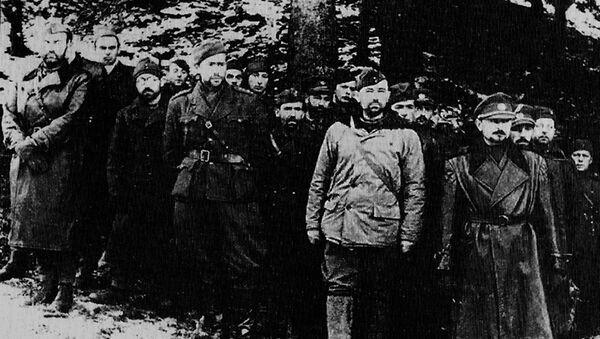 Slovenské národní povstání - Sputnik Česká republika