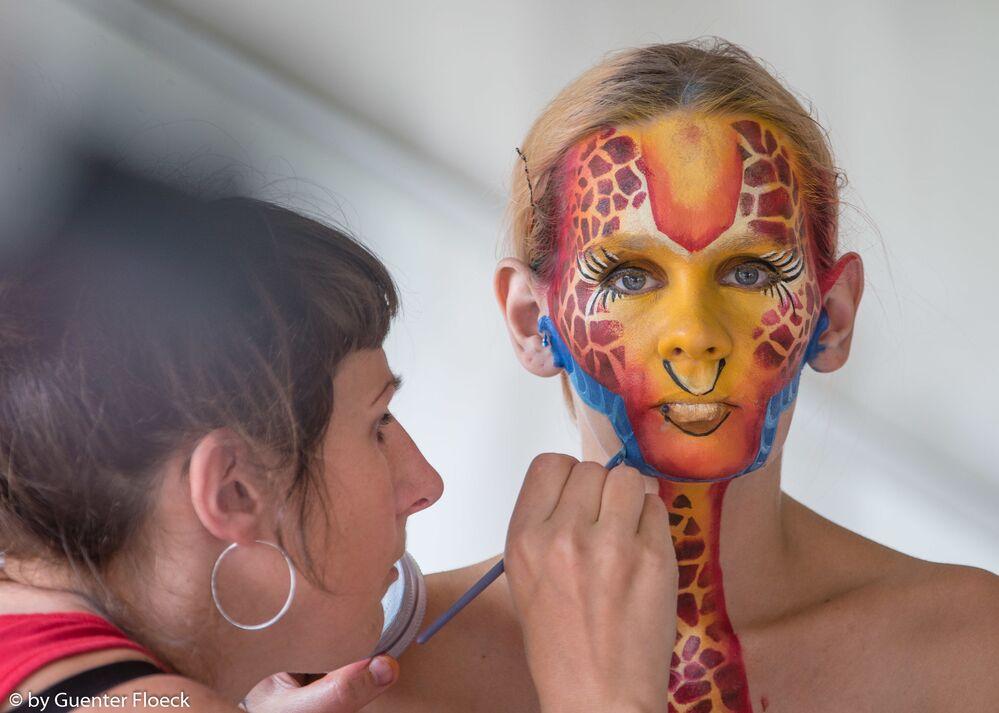 Umění překvapení: Mezinárodní festival Body Art v Rakousku 2019