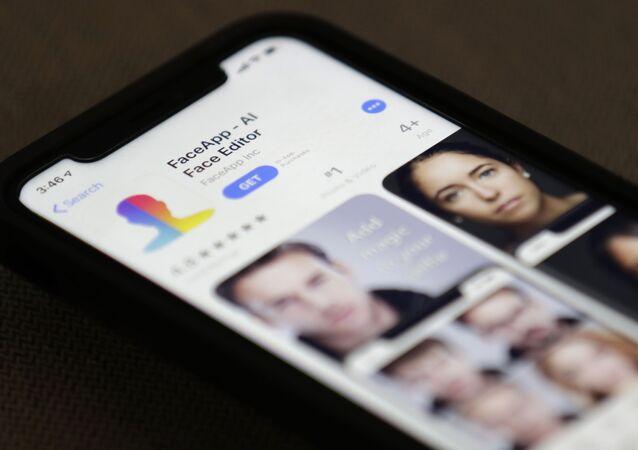Aplikace FaceApp