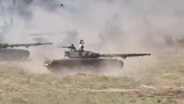 Video: V Bulharsku probíhají rozsáhlá vojenská nadnárodní cvičení NATO s podporou USA  - Sputnik Česká republika