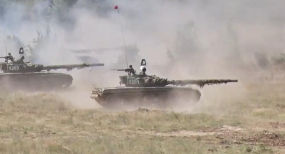 Video: V Bulharsku probíhají rozsáhlá vojenská nadnárodní cvičení NATO s podporou USA